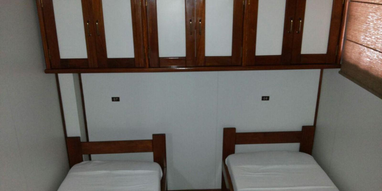 BARCO HOTEL AKAIA / CORUMBA - Foto 22 de 24