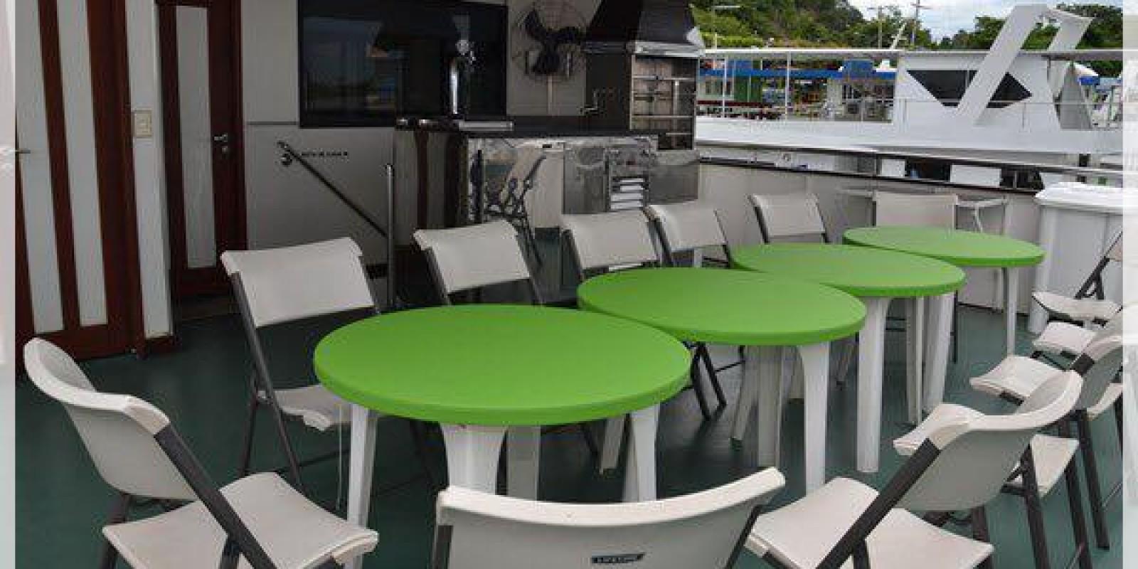 BARCO HOTEL ALMIRANTE / CORUMBA - Foto 3 de 11