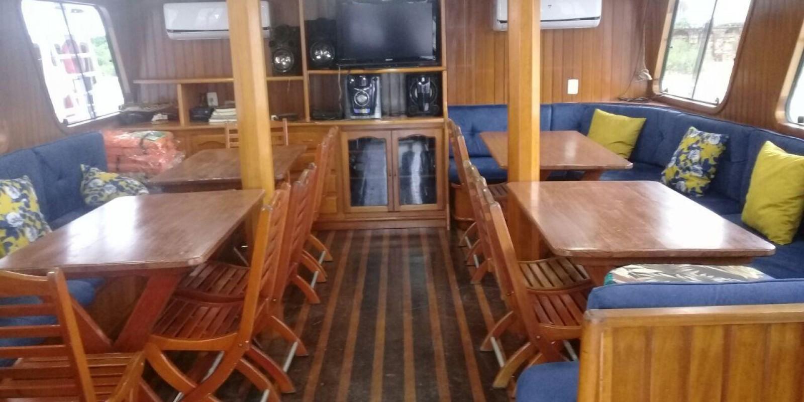 Barco Hotel Maruaga / Manaus - Foto 5 de 5
