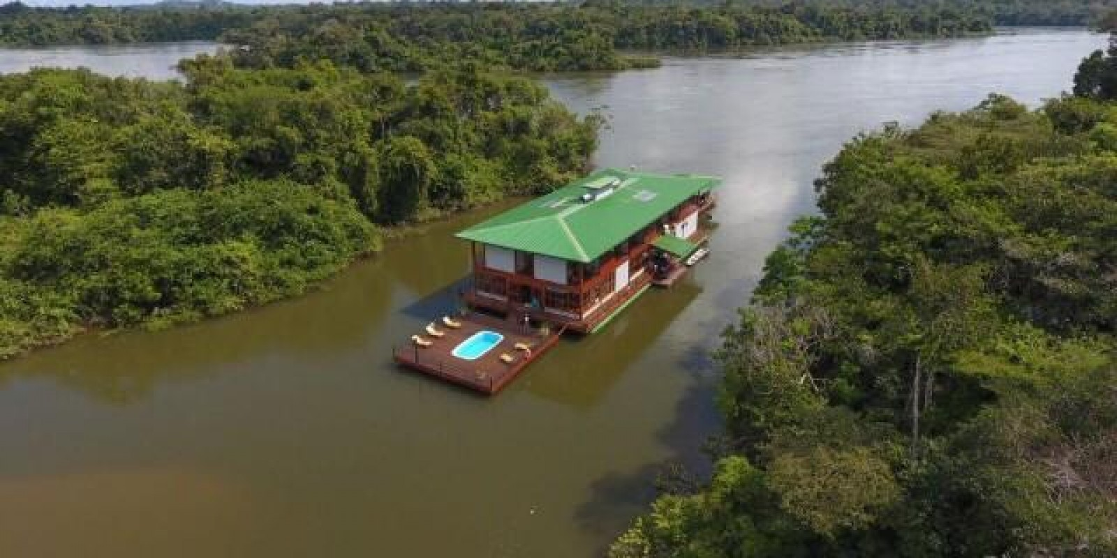 POUSADA FLUTUANTE SALTO AUGUSTO / RIO JURUENA
