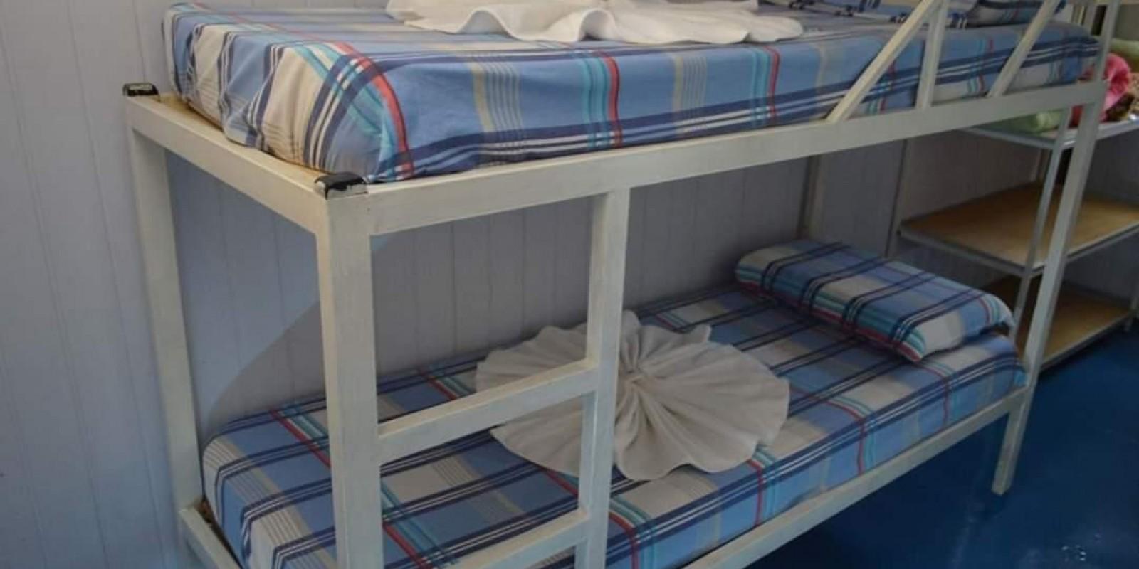 BARCO HOTEL TUBARÃO / LUIZ ALVES - Foto 2 de 10