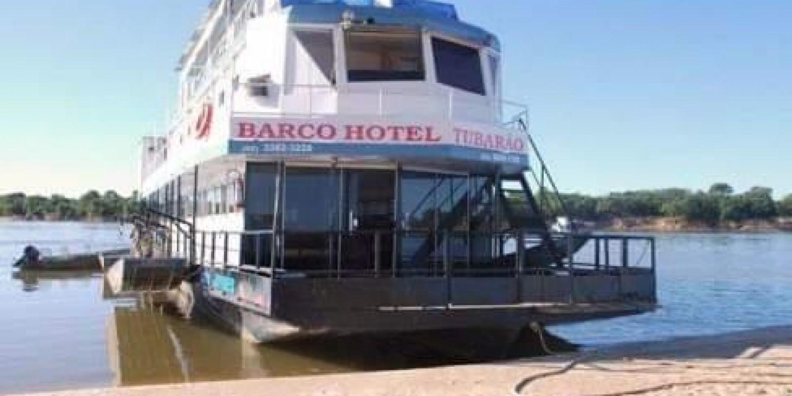 BARCO HOTEL TUBARÃO / LUIZ ALVES - Foto 4 de 10