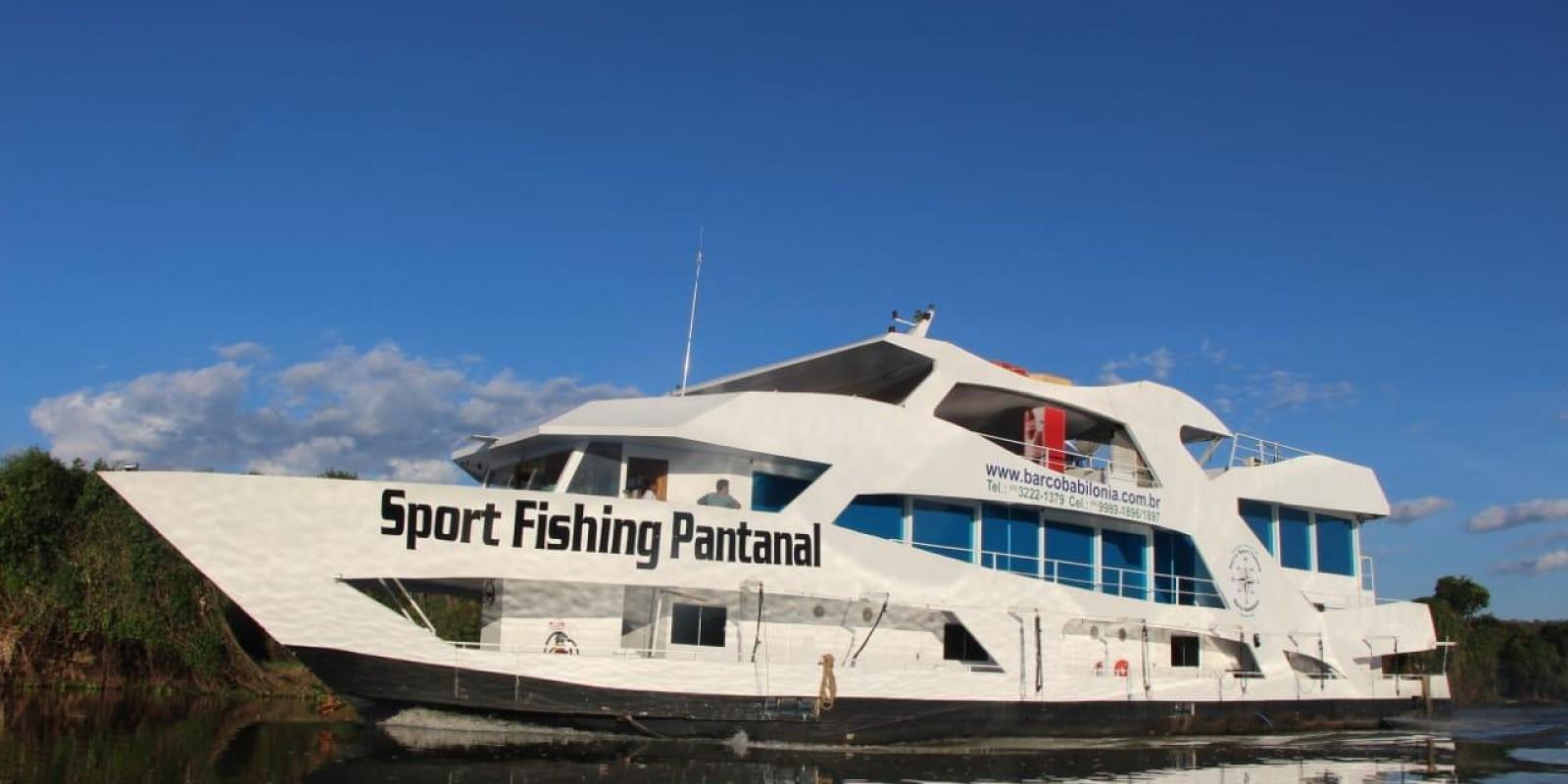 BARCO HOTEL SPORT FISHING / CACERES - Foto 5 de 14