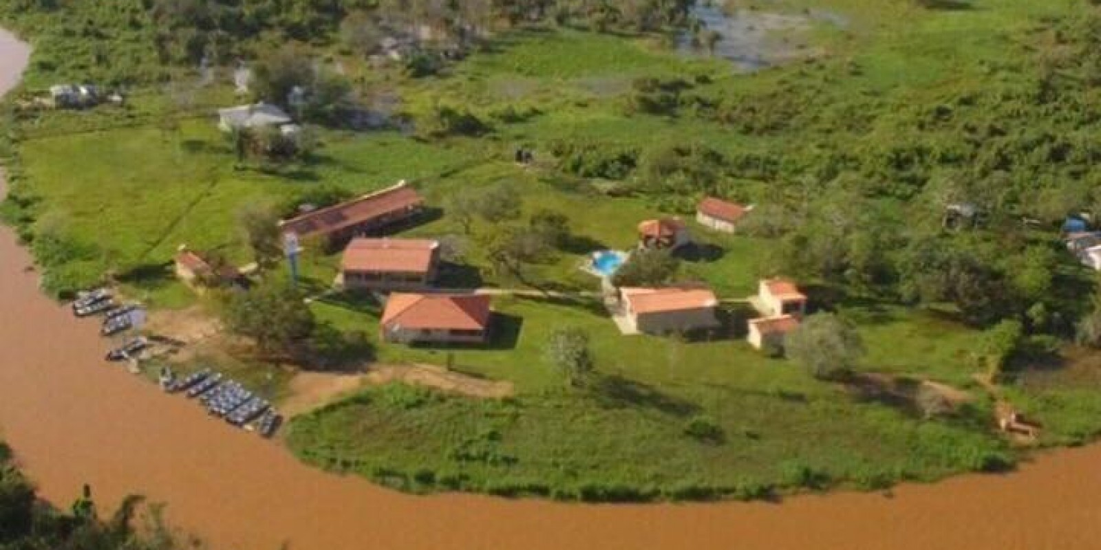 Pousada Águas do Pantanal - Foto 13 de 17