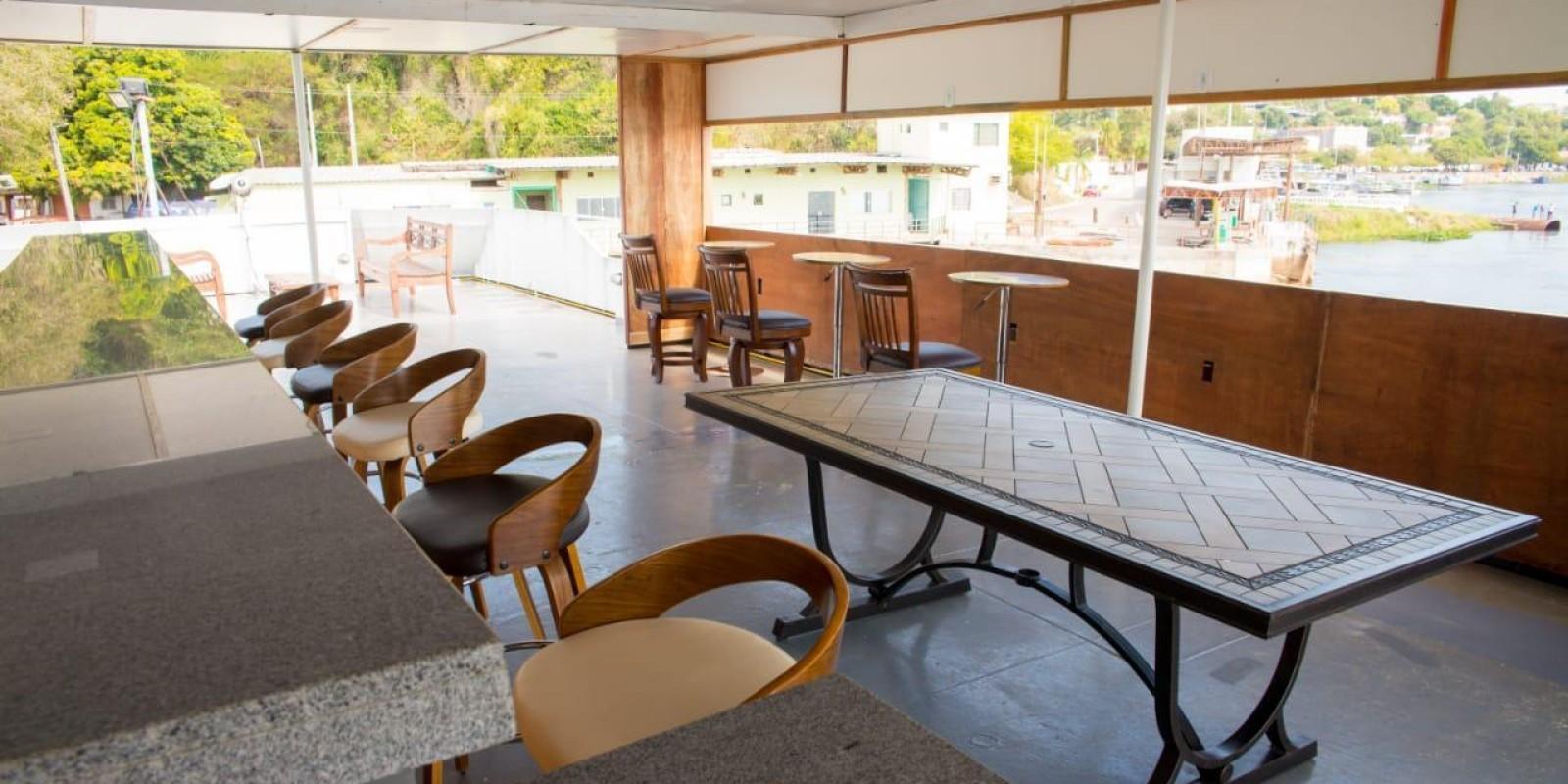 BARCO HOTEL ANTARES / CORUMBA - Foto 2 de 17