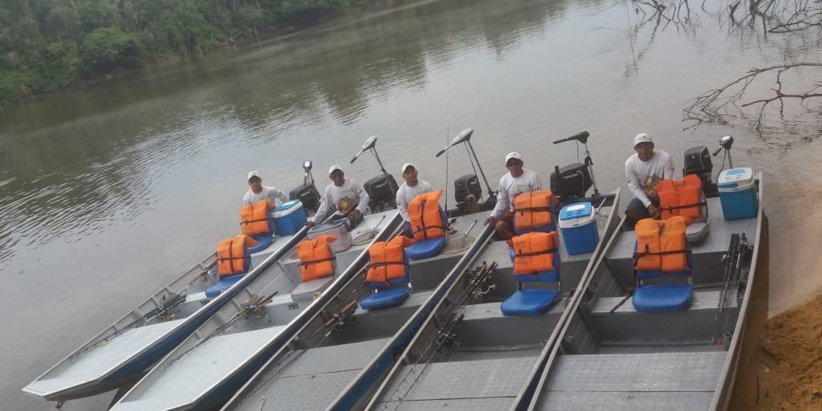 Pousada Acari - Amazônia - Rio Acari - 20 pessoas - Foto 5 de 33