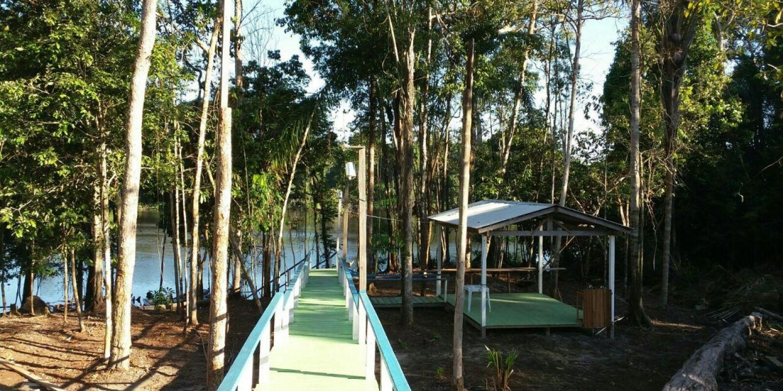 Pousada Acari - Amazônia - Rio Acari - 20 pessoas - Foto 8 de 33