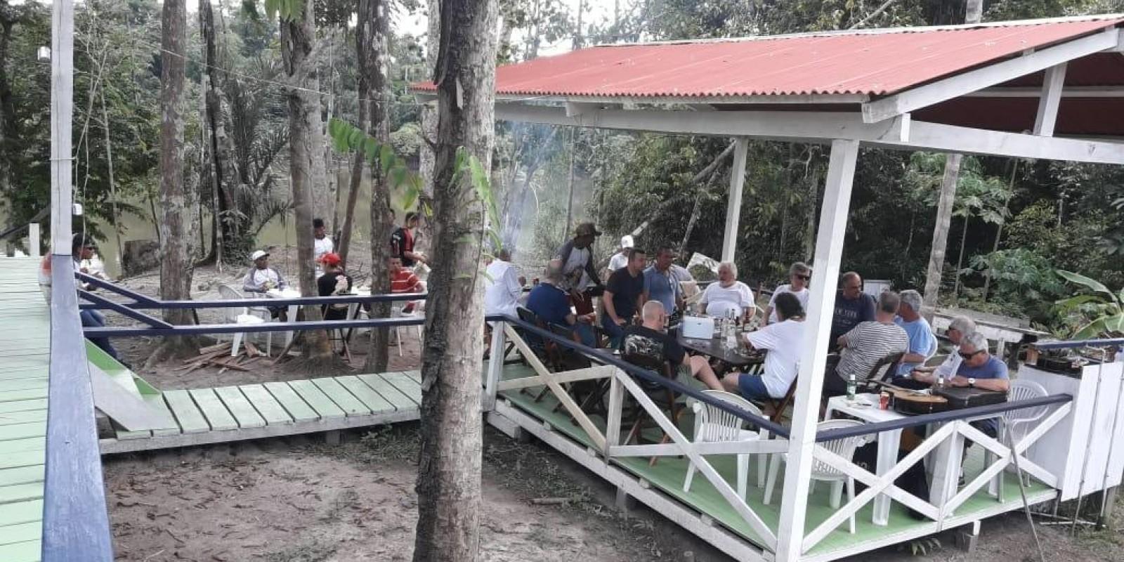 Pousada Acari - Amazônia - Rio Acari - 20 pessoas - Foto 20 de 33