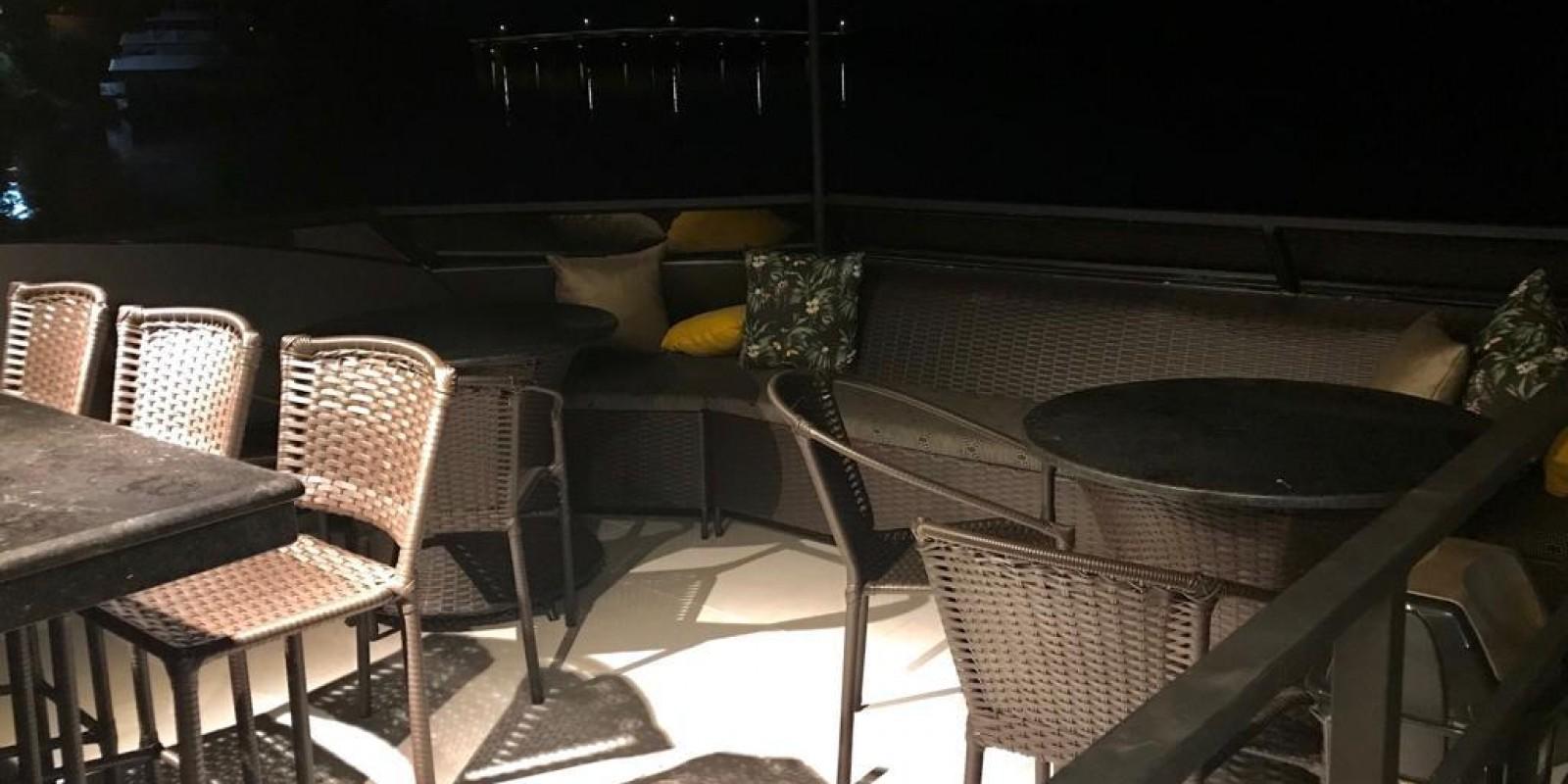 Barco Hotel Golden Fishing - 12 pessoas - Foto 12 de 17