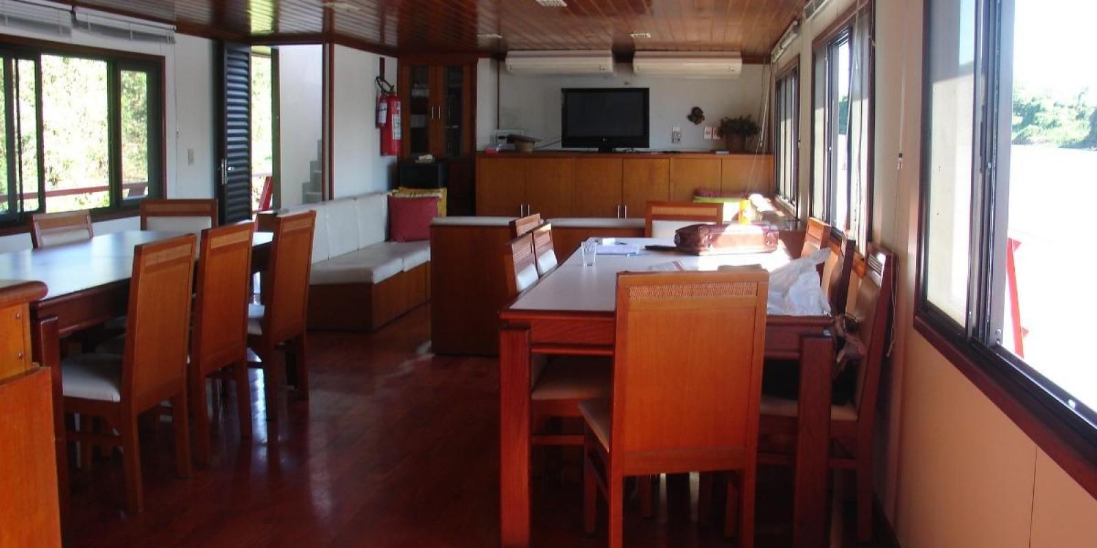 Barco Xaraies - Porto Murtinho - 16 pessoas - Foto 2 de 14