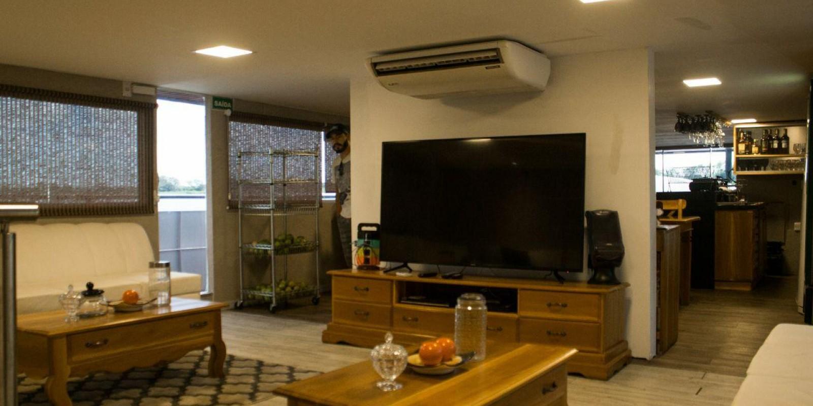 Barco Hotel Netuno - Corumbá - 24 pessoas - Foto 1 de 15