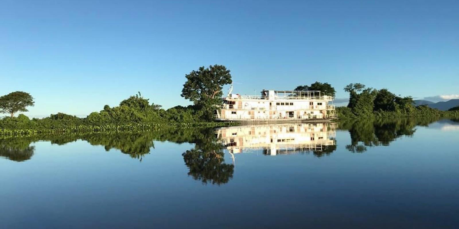Barco Hotel Paola II - Corumbá - 20 pessoas  - Foto 7 de 16