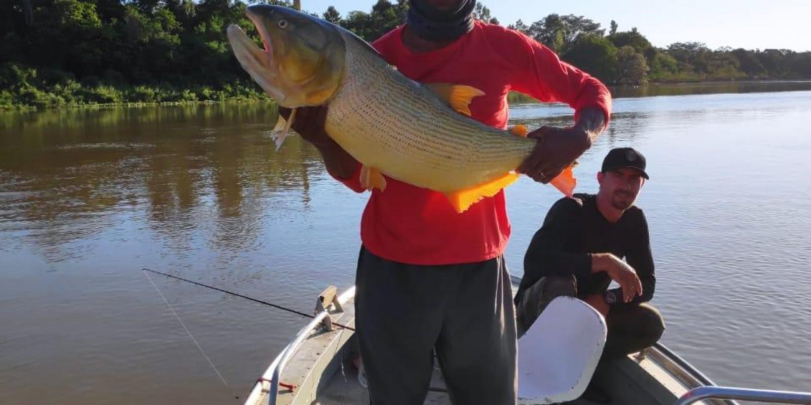 Pousada Rota do Peixe - Rio Cuiabá - 16 pessoas  - Foto 1 de 20