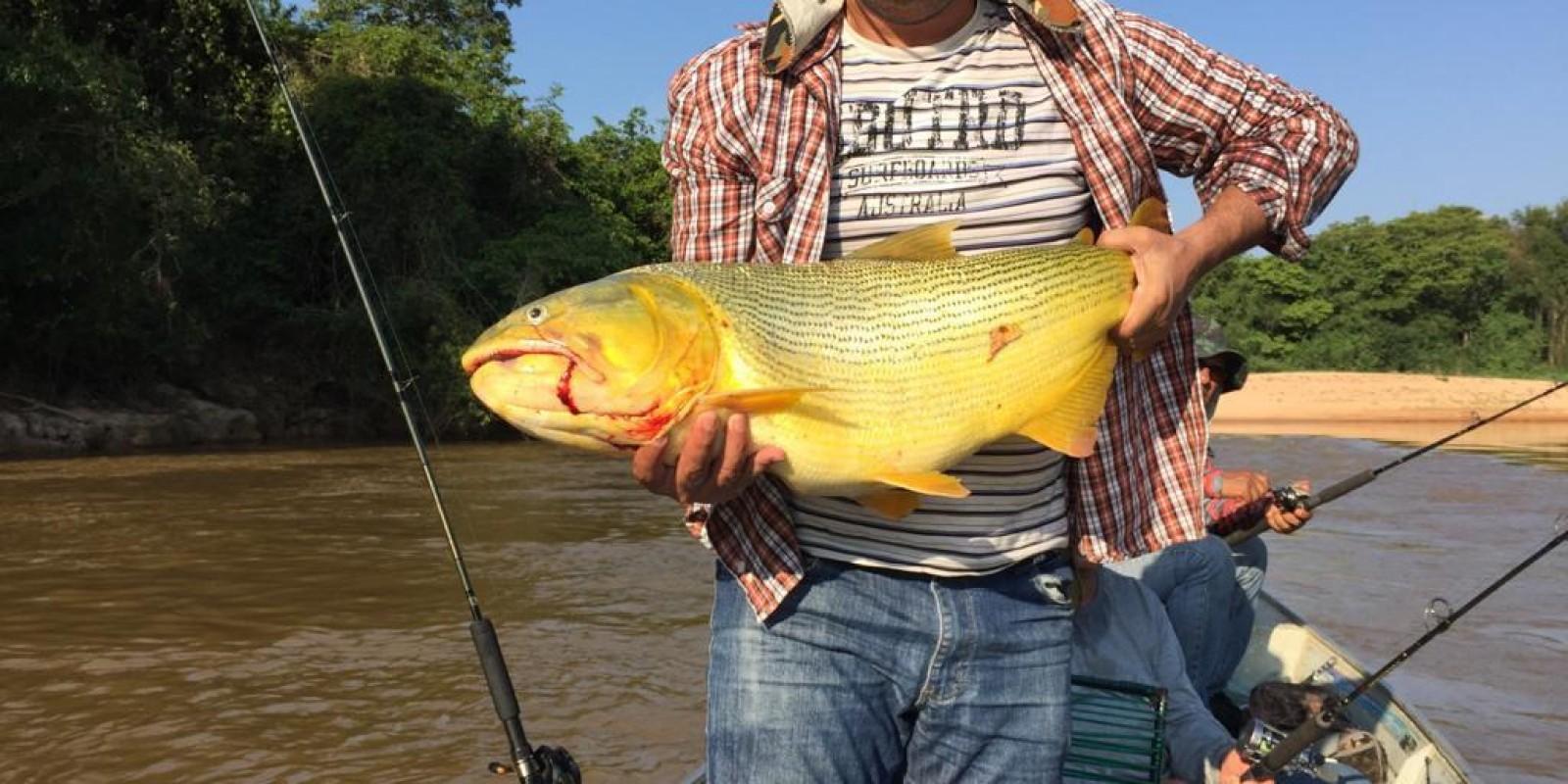 Pousada Rota do Peixe - Rio Cuiabá - 16 pessoas  - Foto 9 de 20