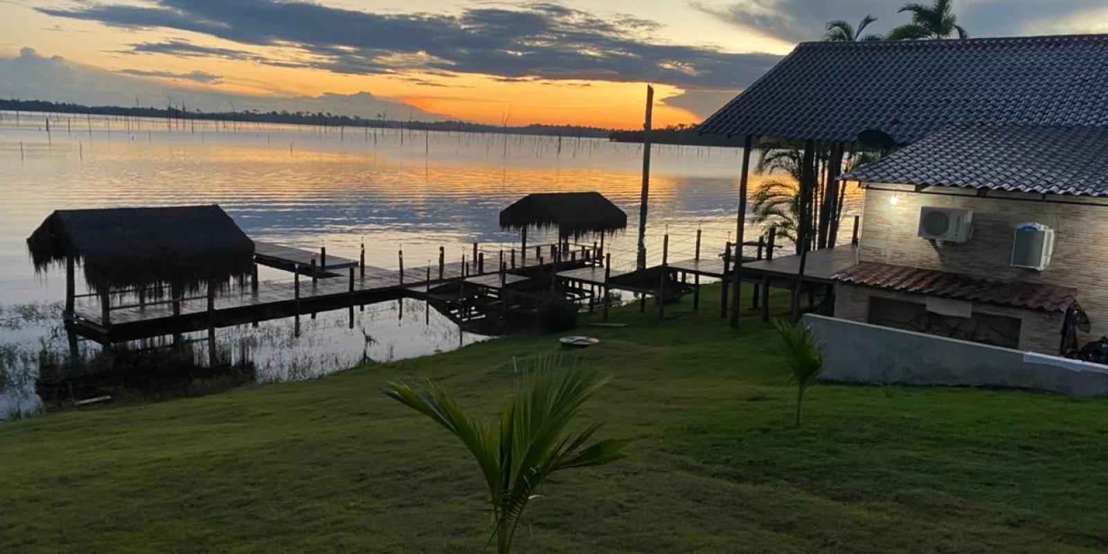 Pousada Ilhas das Araras - Represa de Balbina / AM.  - Foto 13 de 21