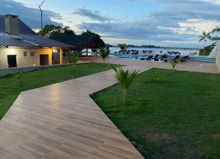 Pousada Ilhas das Araras - Represa de Balbina / AM.