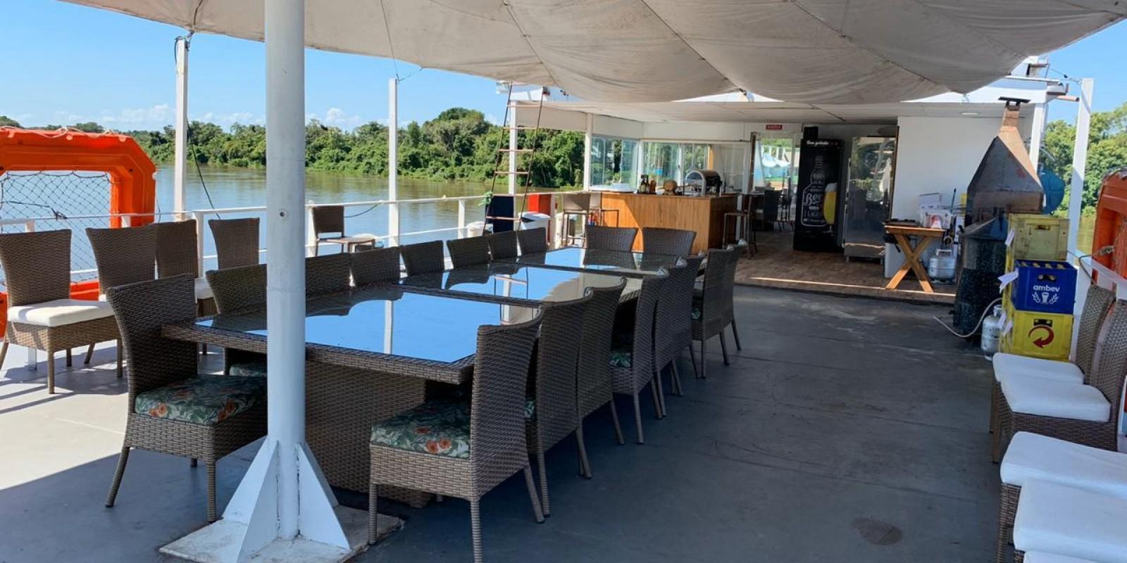 Barco Hotel Panorâmico - P. Cercado 36 pessoas - Foto 4 de 13