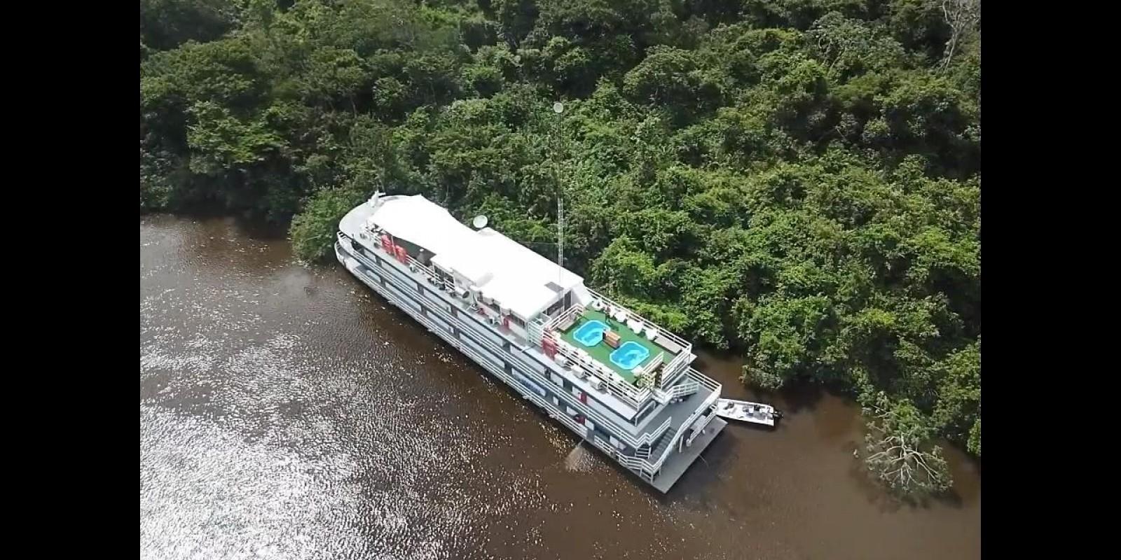 Barco Hotel Panorâmico - P. Cercado 36 pessoas - Foto 7 de 13