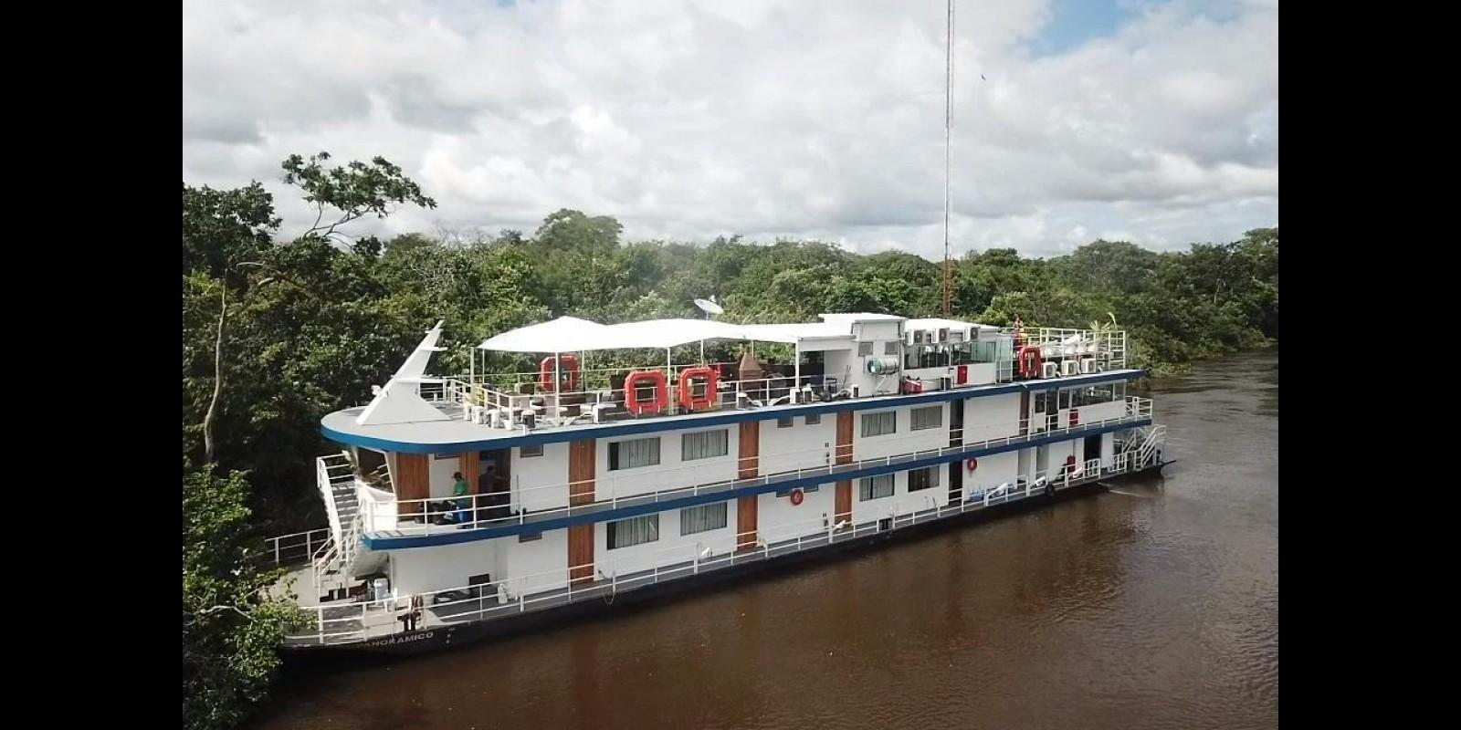 Barco Hotel Panorâmico - P. Cercado 36 pessoas - Foto 8 de 13