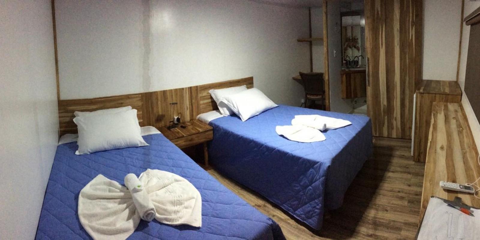 Barco Hotel Panorâmico - P. Cercado 36 pessoas - Foto 12 de 13