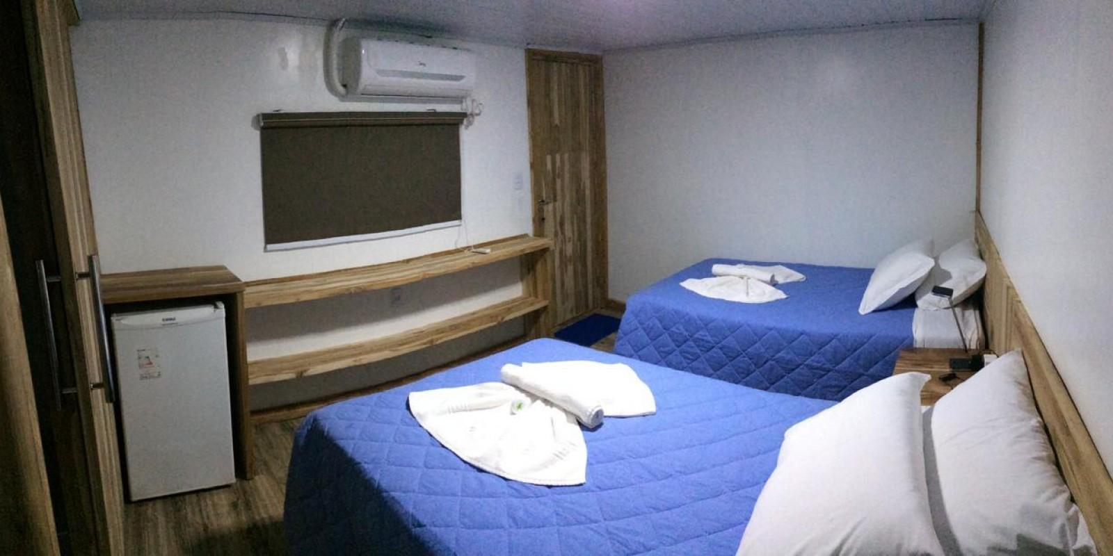 Barco Hotel Panorâmico - P. Cercado 36 pessoas - Foto 13 de 13