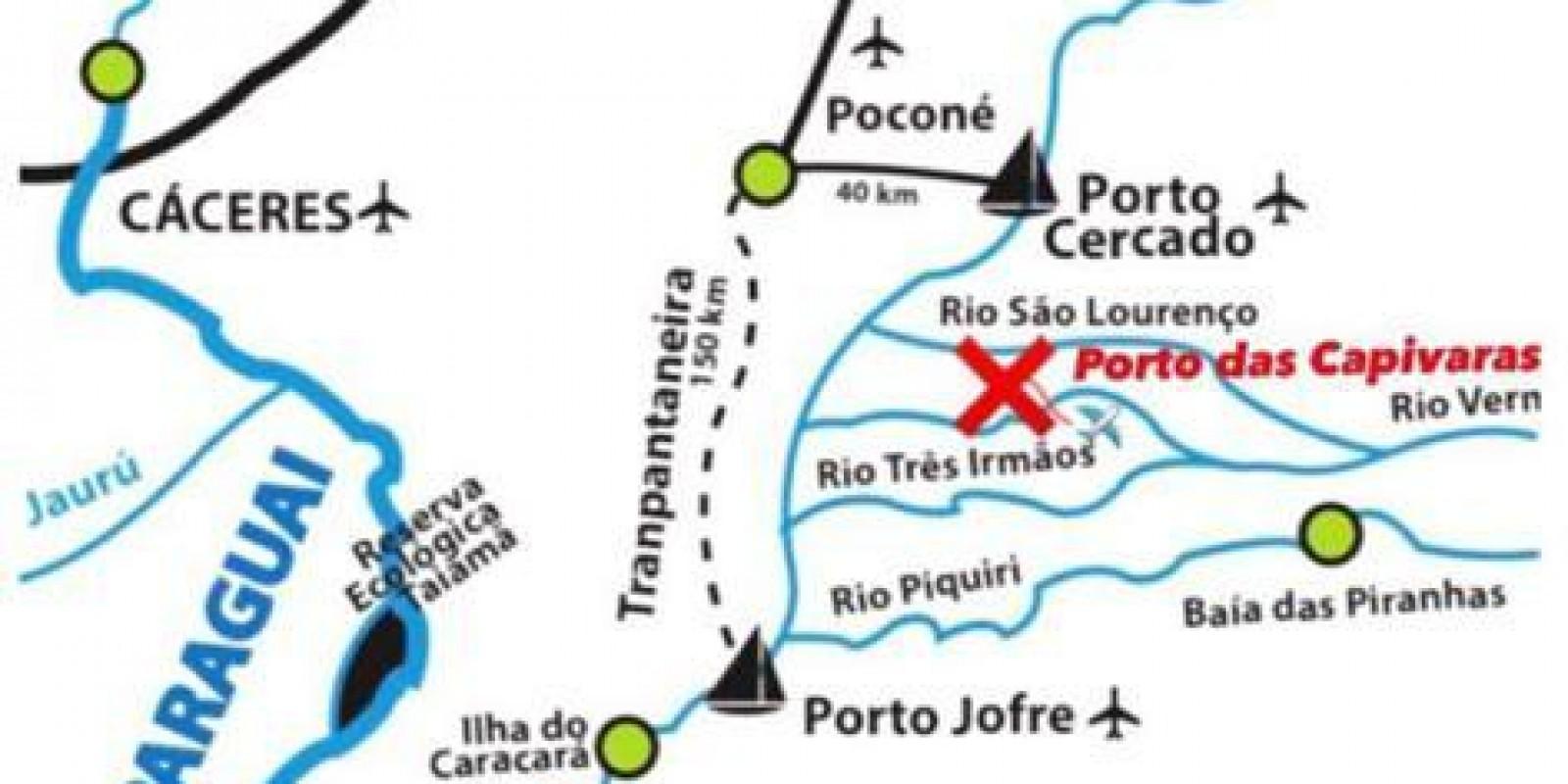 Pousada Porto das Capivaras - Rio Pirigara  - Foto 11 de 17