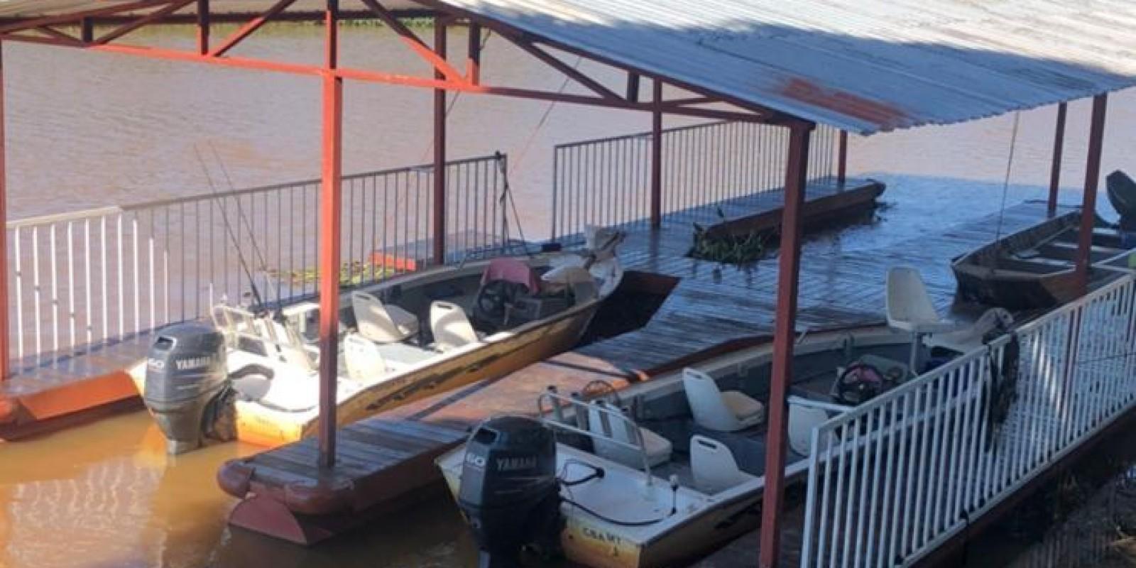 Pousada Porto das Capivaras - Rio Pirigara  - Foto 17 de 17