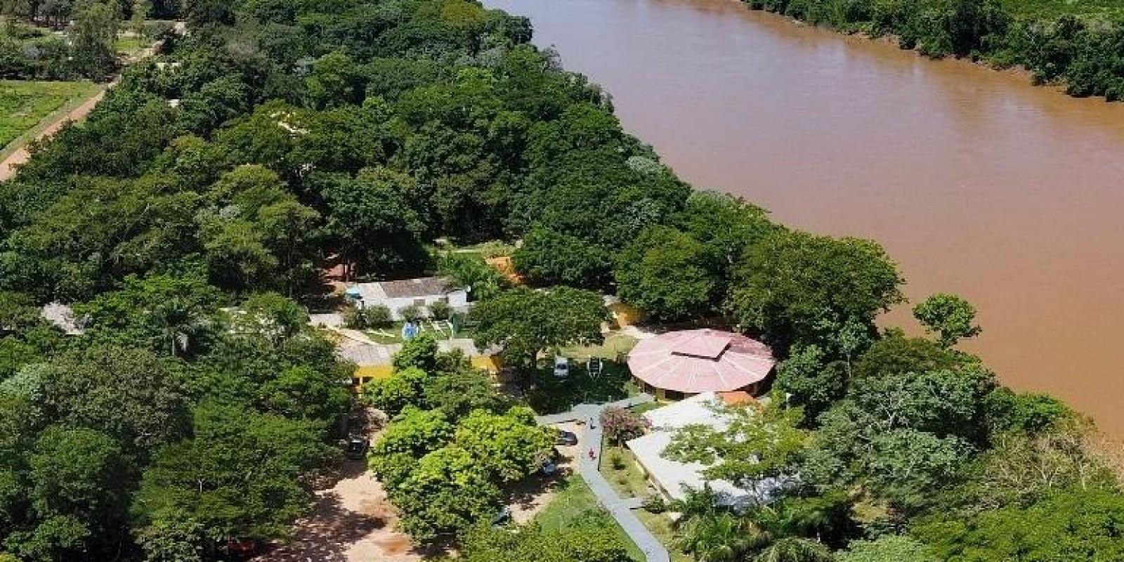 Pousada Barra do Arica - Rio Cuiaba